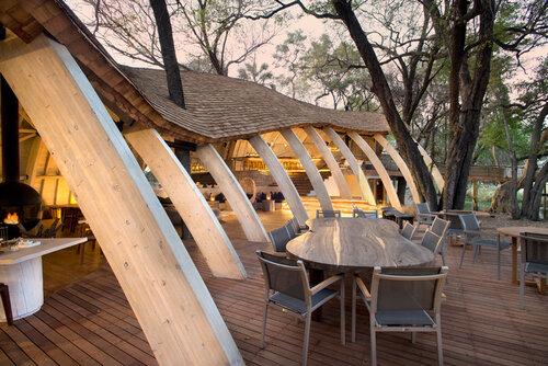 Экоотель в Африке