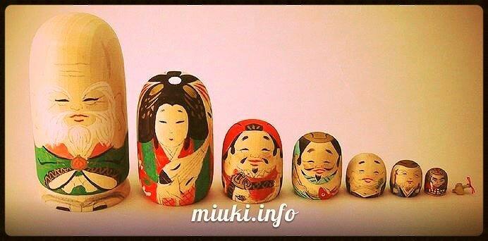 Японские гены русской матрешки