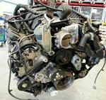 Двигатель 508PN 5.0 л, 375 л/с на LAND ROVER. Гарантия. Из ЕС.