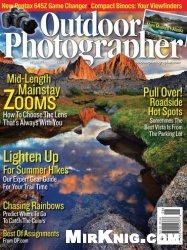 Журнал Outdoor Photographer - June 2014