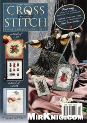 Книга Simply the Best Jill Oxtons Cross Stitch - Issue No. 44