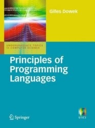 Книга Principles of Programming Languages (Undergraduate Topics in Computer Science)