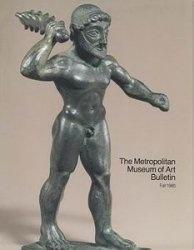 Книга Greek Bronzes in The Metropolitan Museum of Art