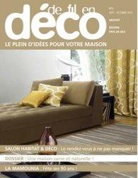 Журнал De Fil En Deco (Pays de Gex) №2 2013
