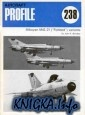 "Книга MiG-21 (""Fishbed"") variants (Profile Publications Number 238)"