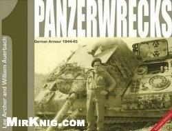 Книга Panzerwrecks 01: German Armour 1944-1945