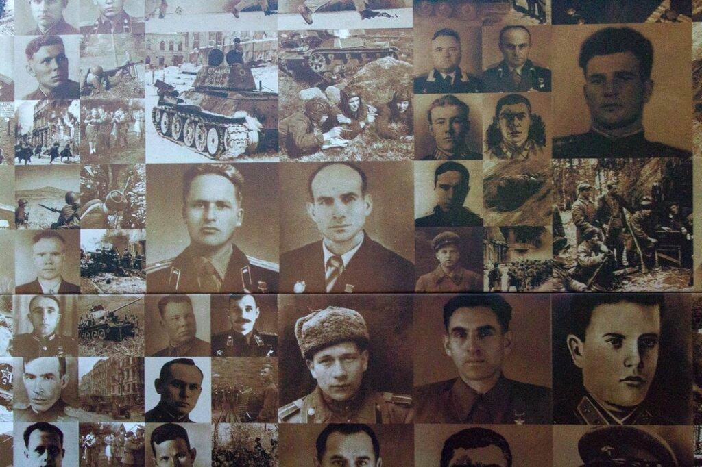 Мемориал «Горьковчане — фронту», Нижегородский кремль