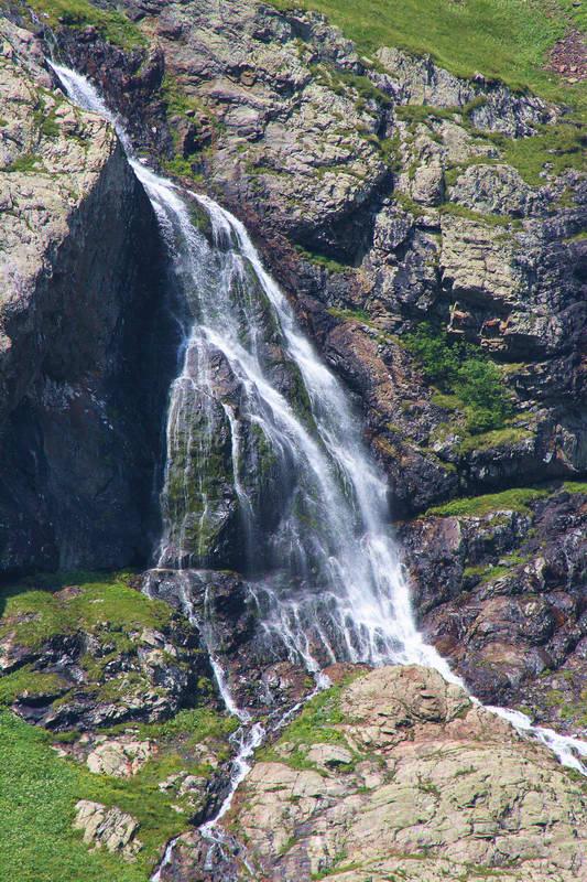 Большой Зейгеланский водопад