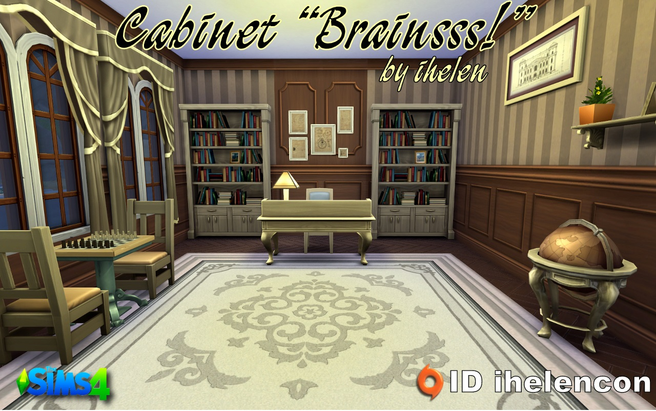 Cabinet Brainsss! by ihelen