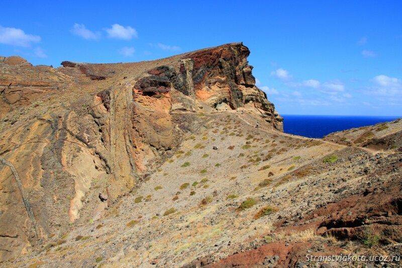 Мадейра, Понта-де-Сан-Лоренсу
