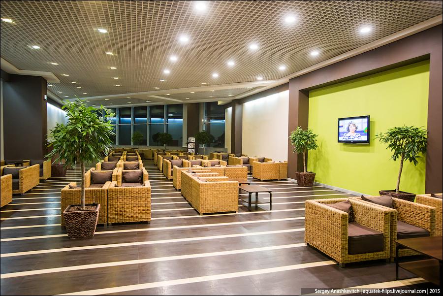 Бизнес-зал Домодедово / Business Lounge DME