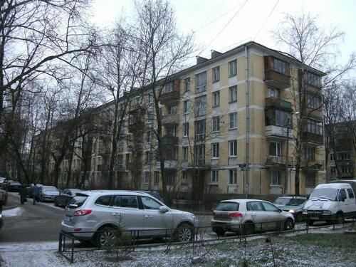 Варшавская ул. 45к2