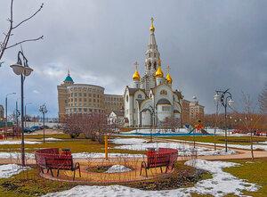 Духовная Москва
