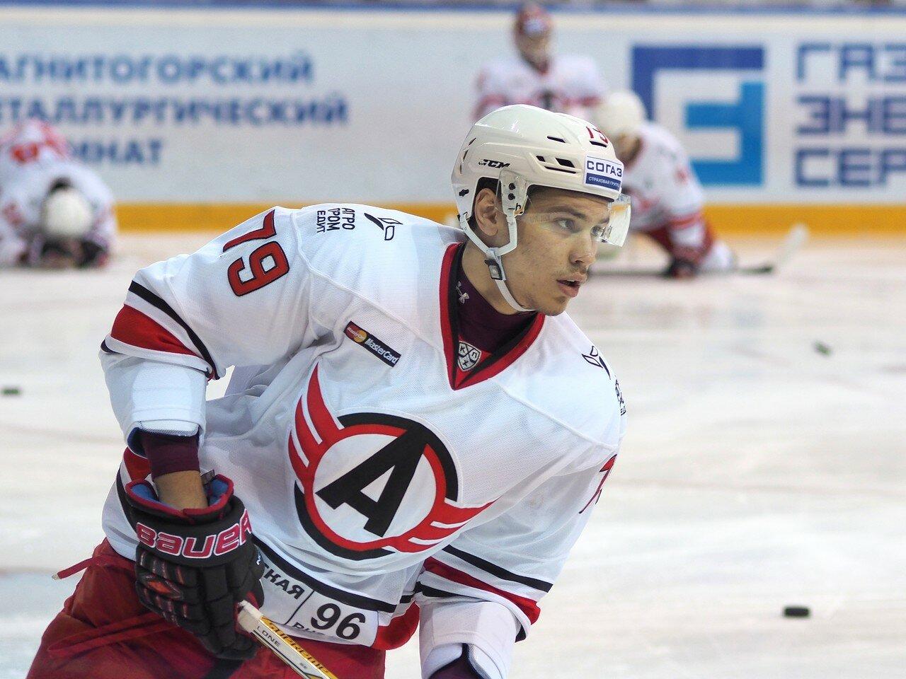 9Восток 1/4 плей-офф Металлург - Автомобилист 01.03.2016