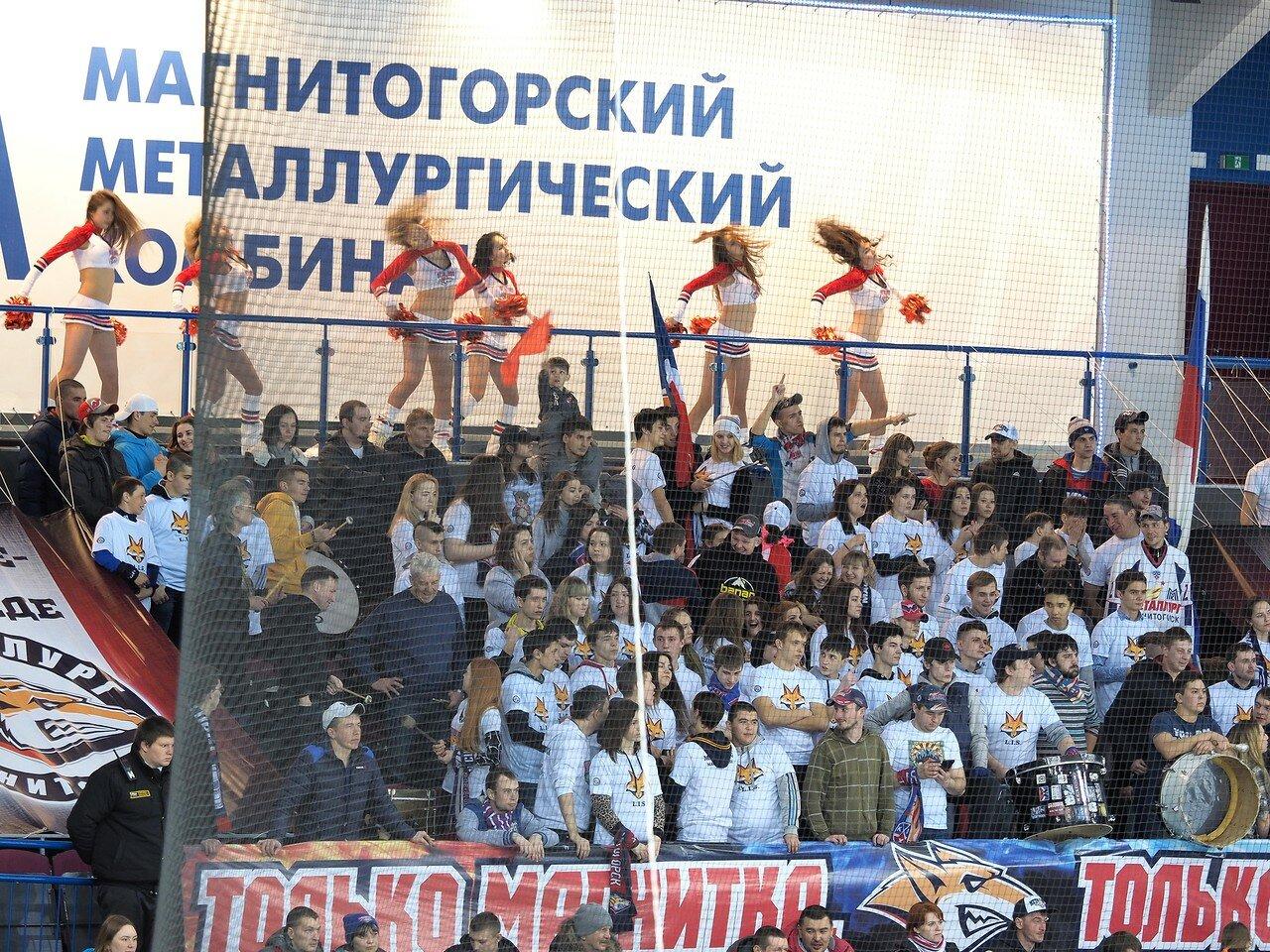102Восток 1/4 плей-офф Металлург - Автомобилист 01.03.2016