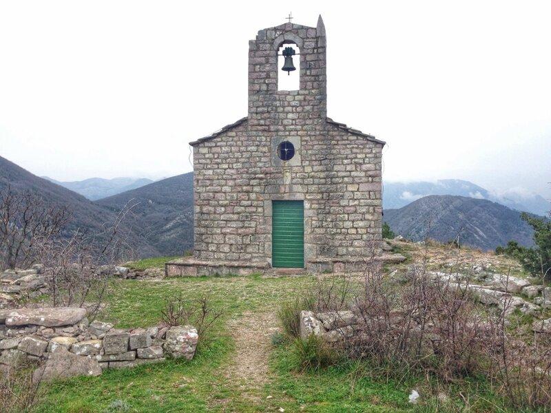 Горняя Ластва, церковь Святого Вида