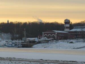 КЮМ - Морской центр капитана Варухина - Новый год в Великом Новгороде