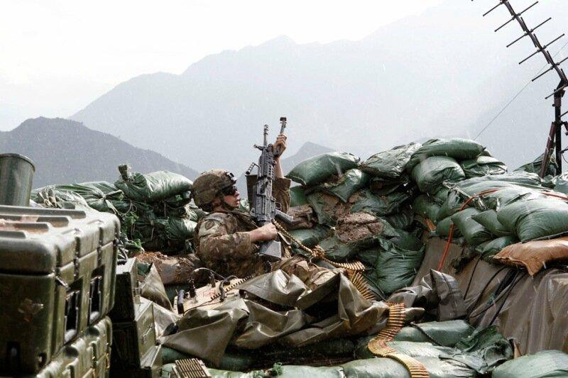 Американские военные в Афганистане 5