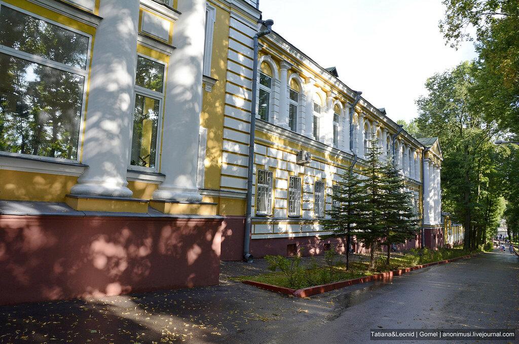 Сквер героев Отечественной войны 1812 года. Витебск