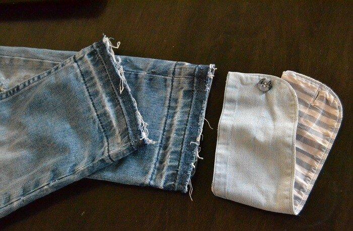 0 1c4ecc 56ff4802 XL Как легко удлинить детские джинсы