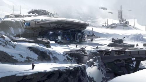 Halo 5 Воевода [Warlord]