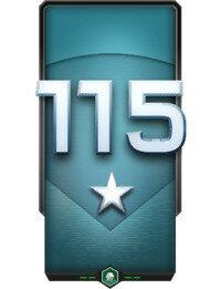 РЕК-набор за Спартанский Ранг - 115