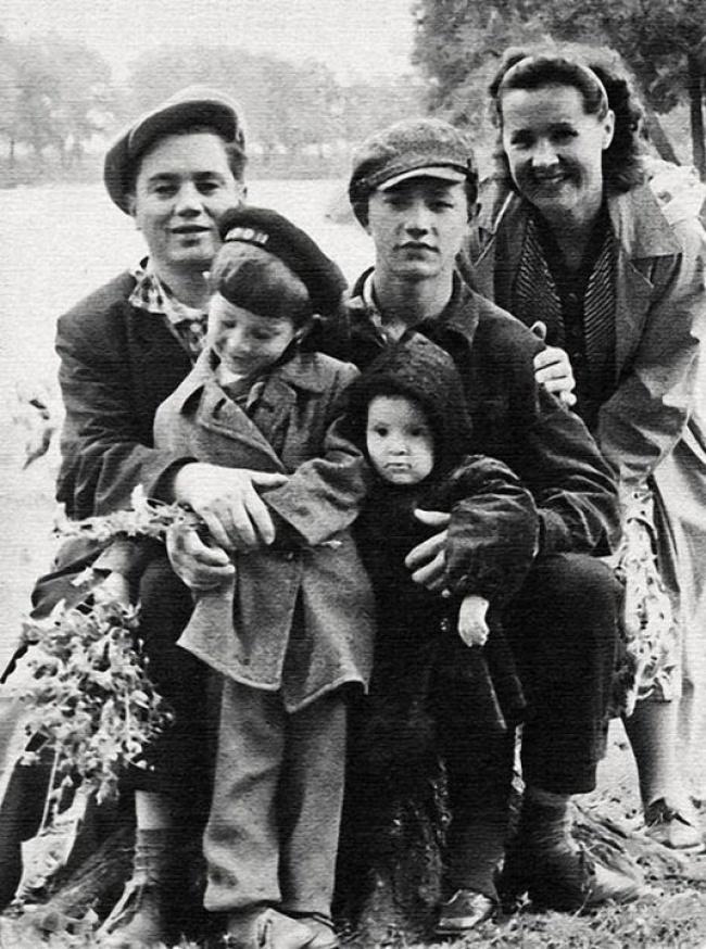 Игорь Тальков надне рождения сына