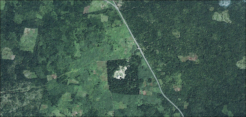 10. Раскопки в местах обитания цивилизации Майя.