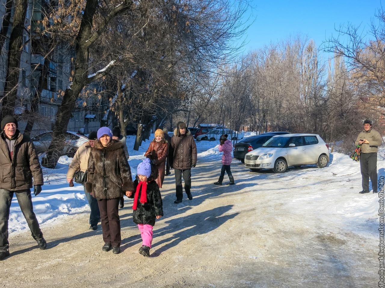 Картинки про пос северный зимой