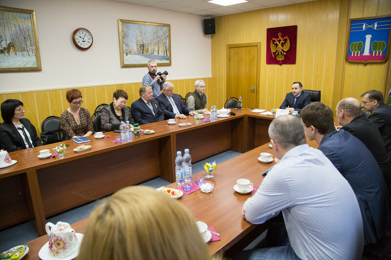 День Печати в Красногорском районе