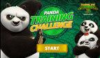 Кунг-фу Панда 3 Тренировка