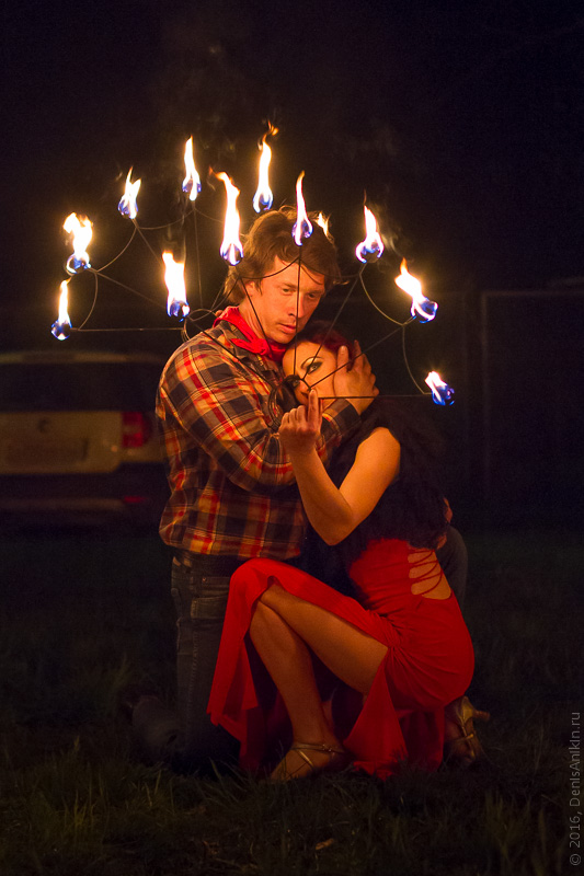 Правый Берег 2015. Танец Огня. 15