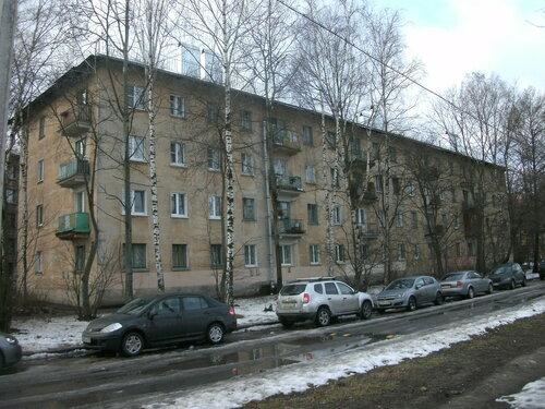 ул. Танкиста Хрустицкого 104