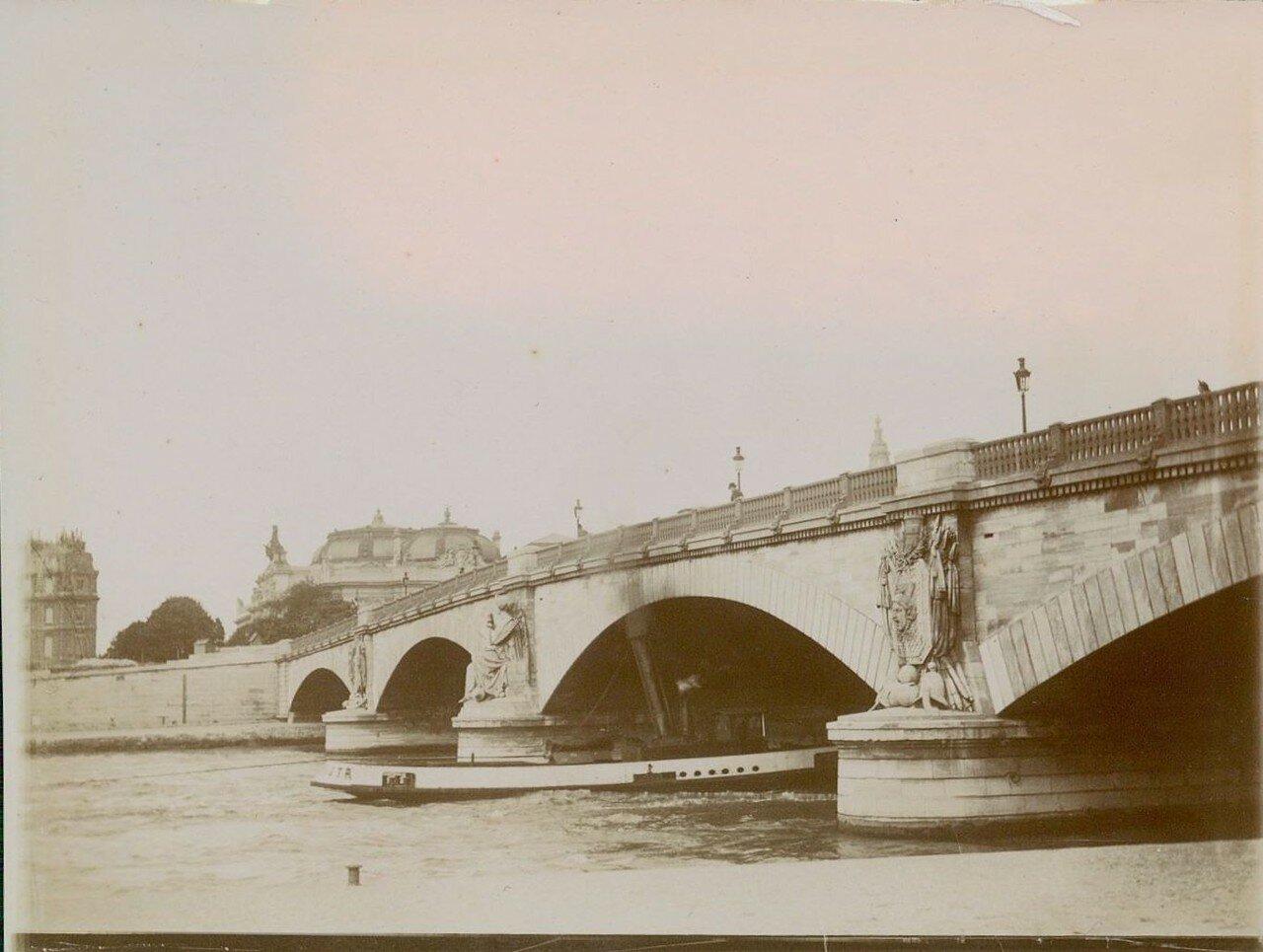 1900-е. Мост Альма