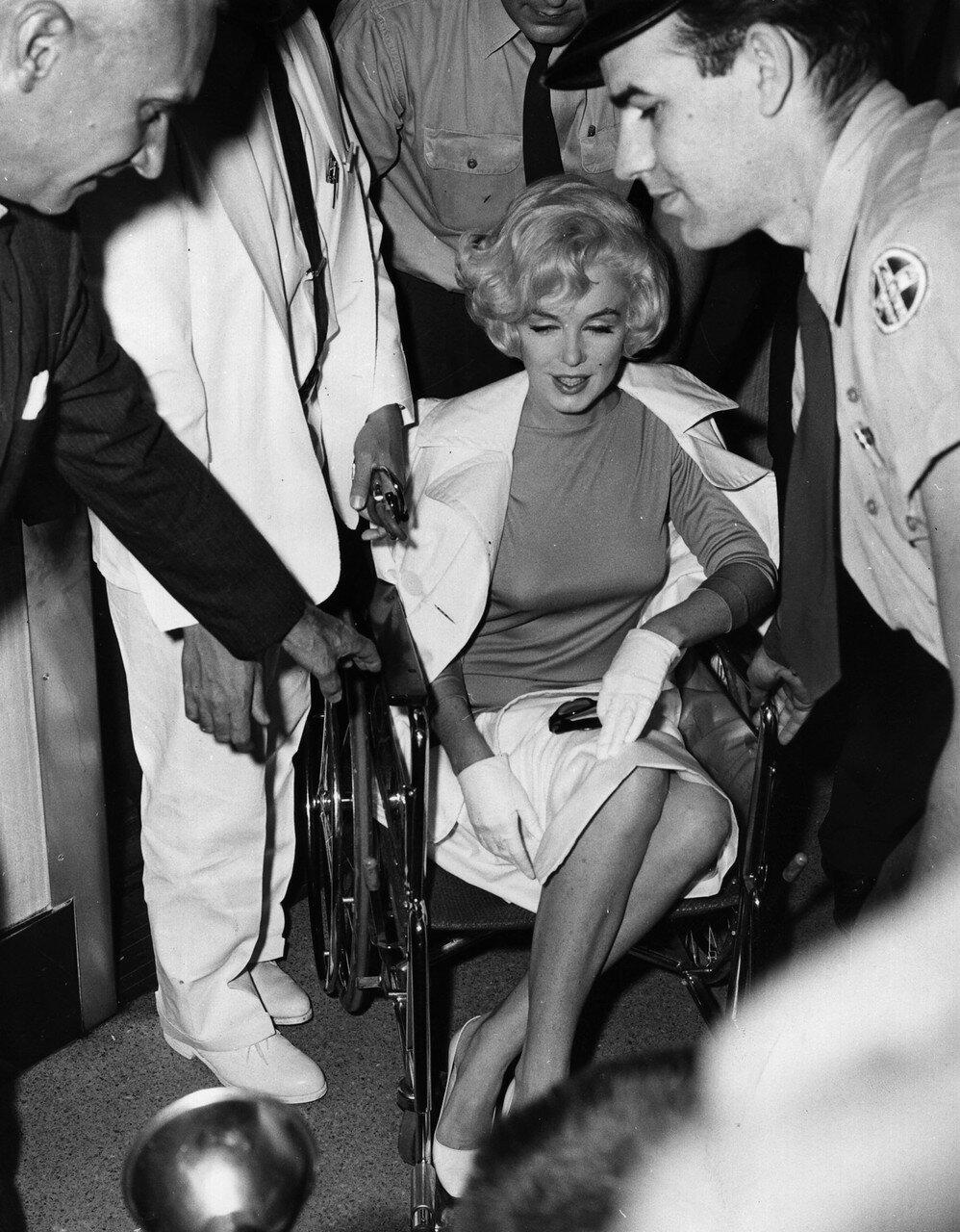 Monroe At Hospital