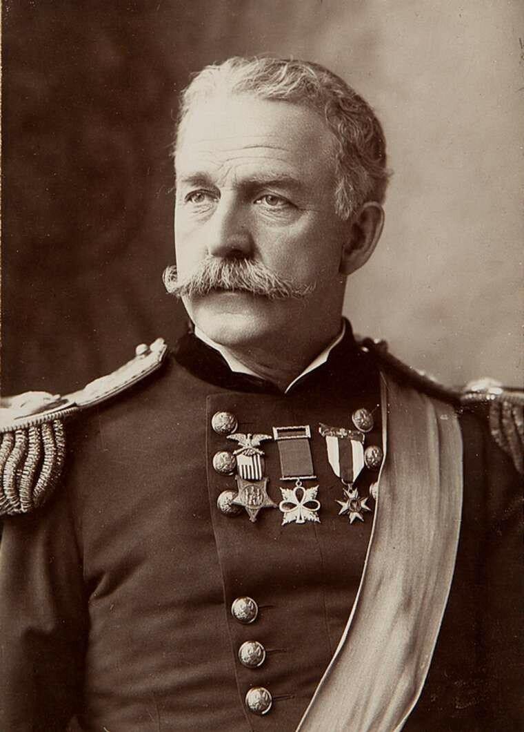 Генерал Нельсон Эплтон Майлз