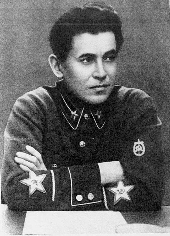 Нарком внутренних дел СССР Николай Ежов