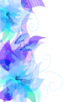 Cute_Blue_Floral_Decoration_Transparent_PNG_Clipart.png