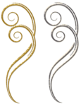 Gold_and_Silver_Decorative_ Ornaments_PNG_Clipart.png