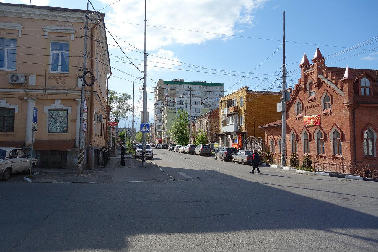 улица Челюскинцев