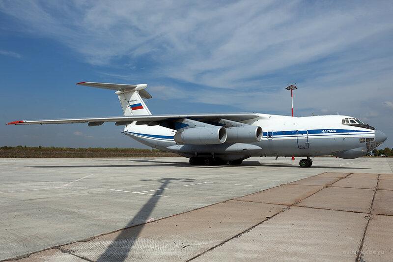 Ильюшин Ил-76МД (RA-76599) D700361