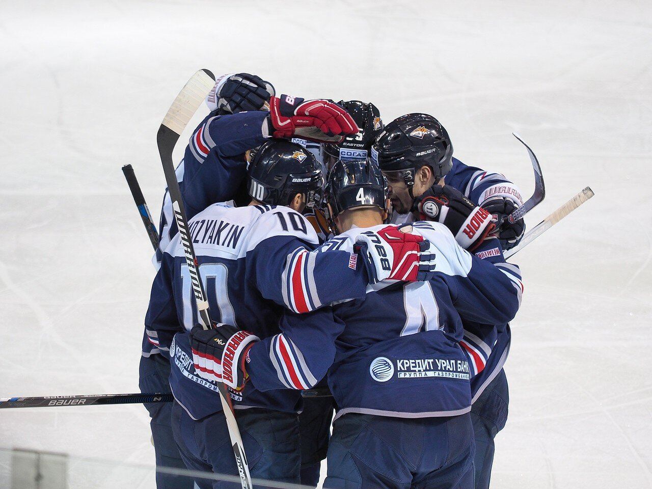53Плей-офф 2016 Восток 1/2 Металлург - Сибирь 16.03.2016