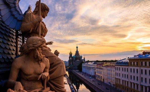 В каких городах отдыхают россияне на выходных