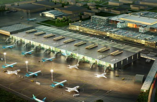 «Рампорт» запустил строительство нового Московского аэропорта