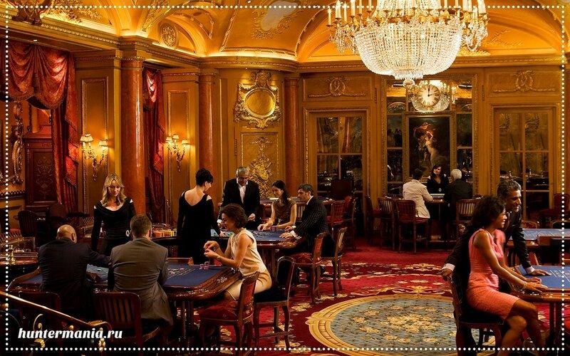 Игровой зал The Ritz