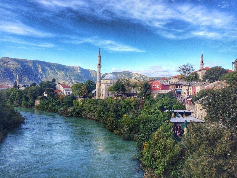 Босния и Герцеговина, что посмотреть