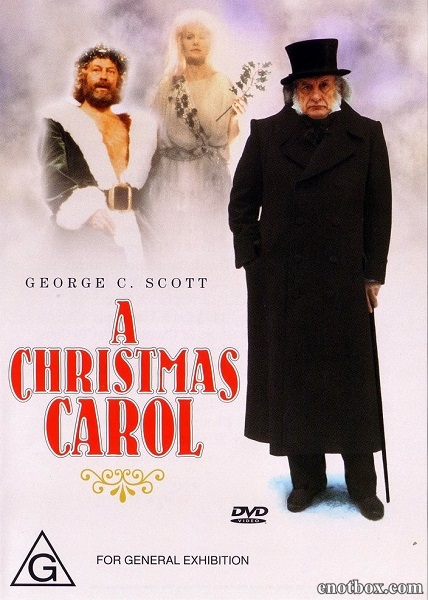 Рождественская история / A Christmas Carol (1984/DVDRip)