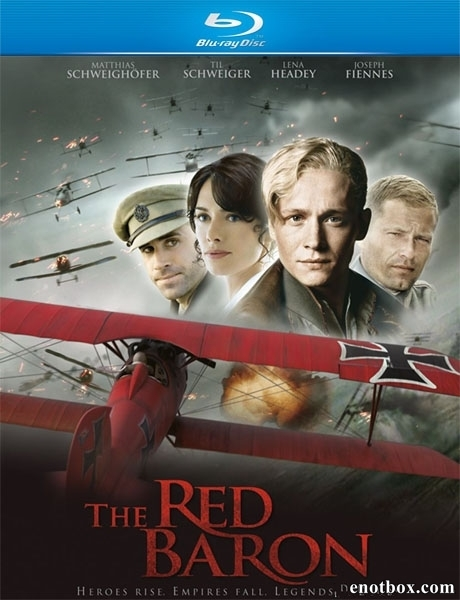 Красный Барон / Der rote Baron / The Red Baron (2008/BDRip/HDRip)