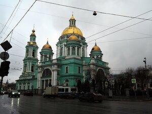 Елоховский собор. Фото после обработки.