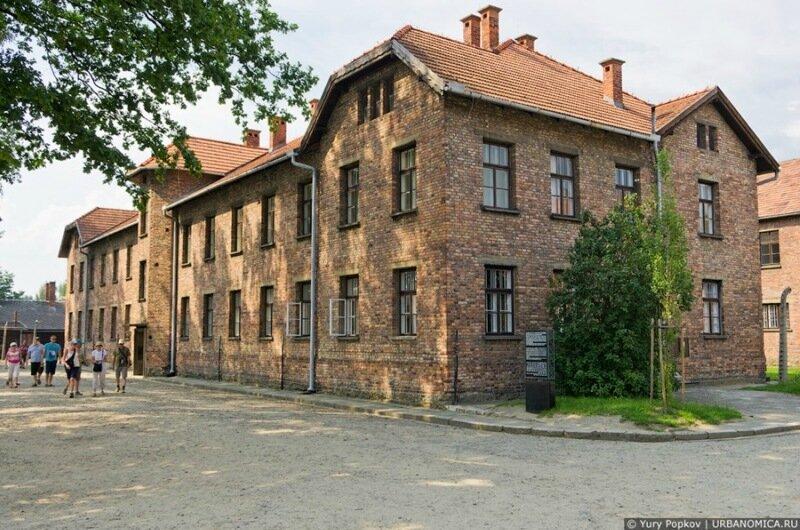 Фотоэкскурсия. Концлагерь Освенцим / Аушвиц 0 105d04 cc560158 XL